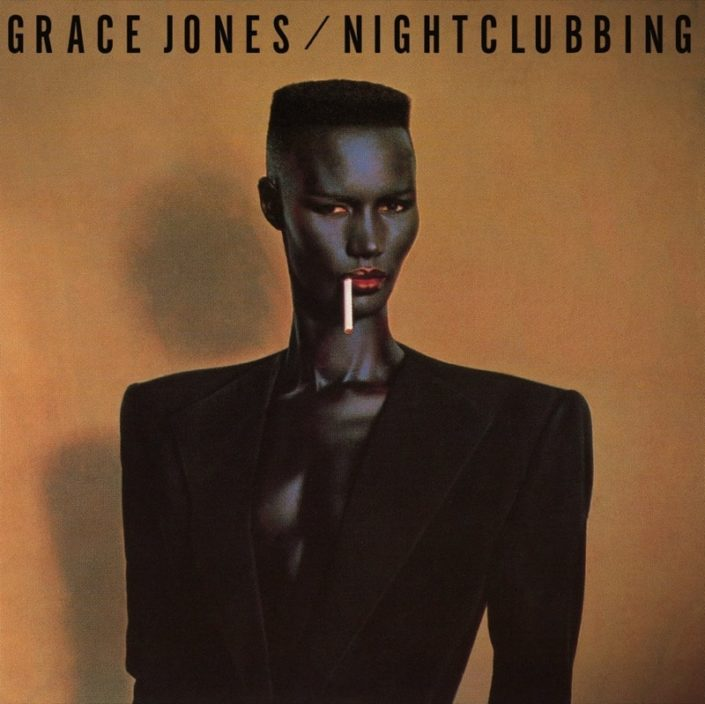 Grace JONES - NIGHTCLUBBING