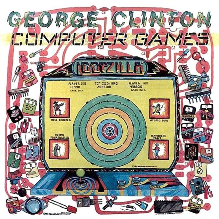 George CLINTON - COMPUTER GAMES