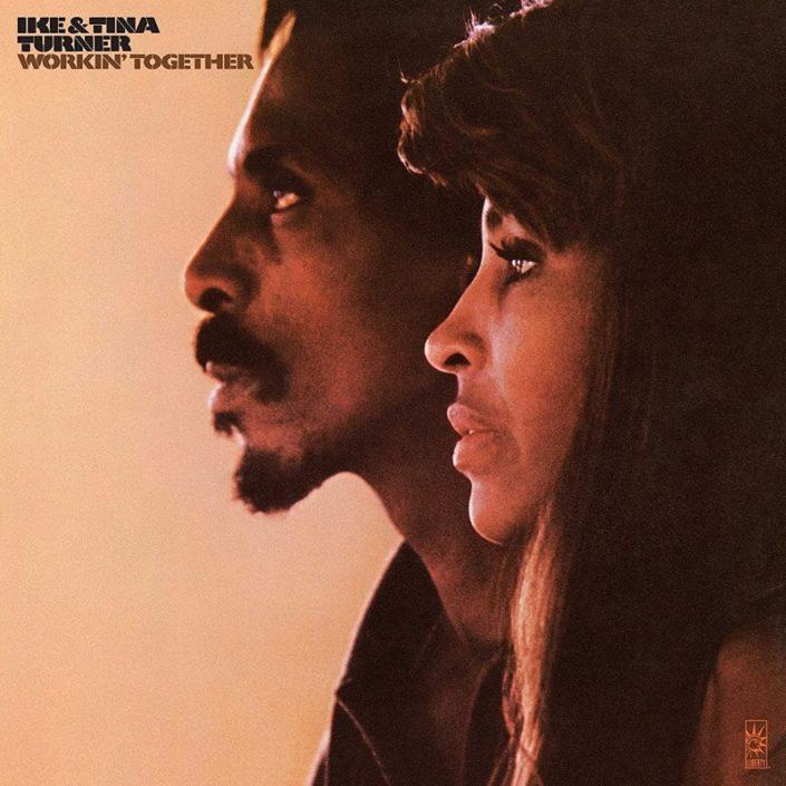 Ike et Tina TURNER - WORKIN TOGETHER