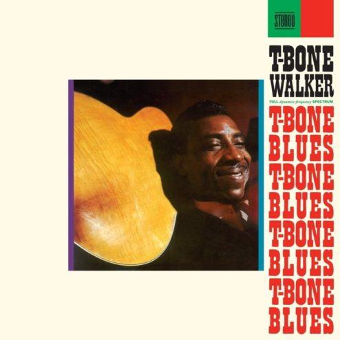 T-Bone WALKER - T-Bone WALKER - T Bone Blues (vrai pochette)