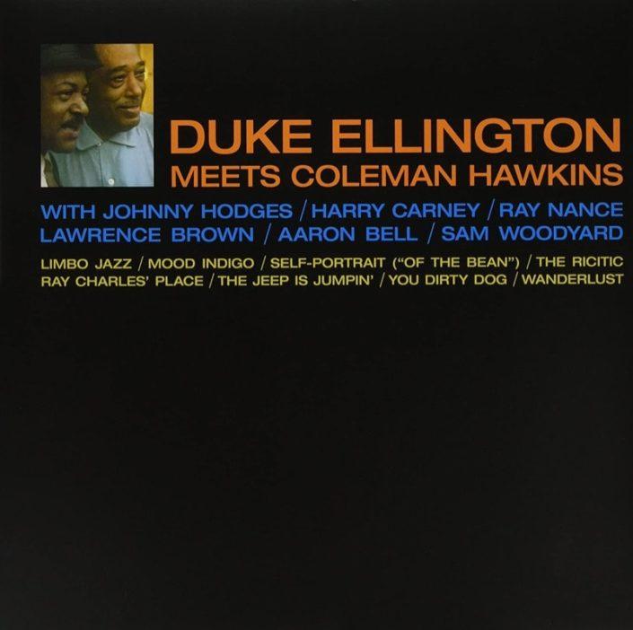 Duke ELLINGTON - DUKE ELLINGTON MEETS COLEMAN