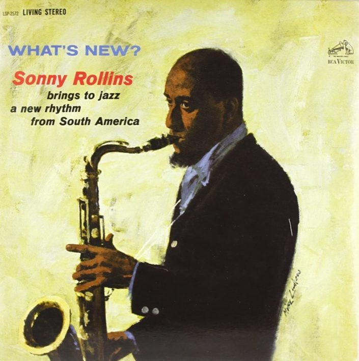 Sonny ROLLINS - WHAT S NEW