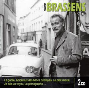 Georges BRASSENS - CARRE DES ARTISTES