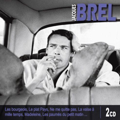 Jacques BREL - CARRE DES ARTISTES