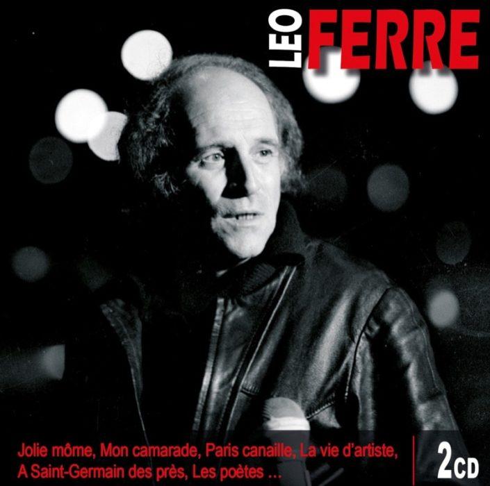Leo FERRE - CARRE DES ARTISTES