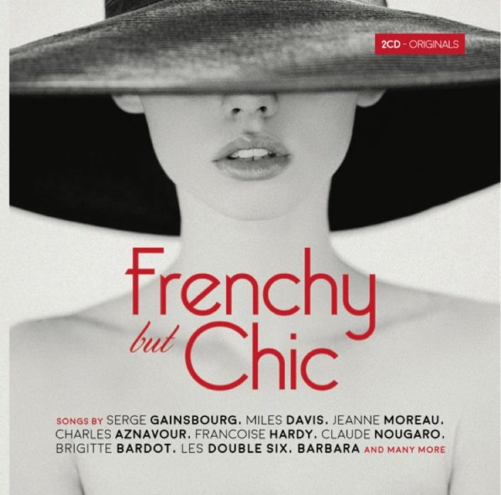 VARIOUS Artists - FRENCHY BUT CHIC