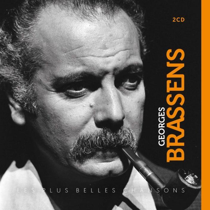 Georges BRASSENS - LES PLUS BELLES CHANSONS