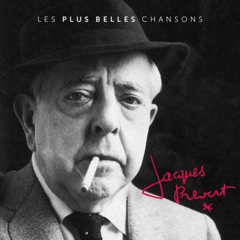 Jacques PREVERT - LES PLUS BELLES CHANSONS