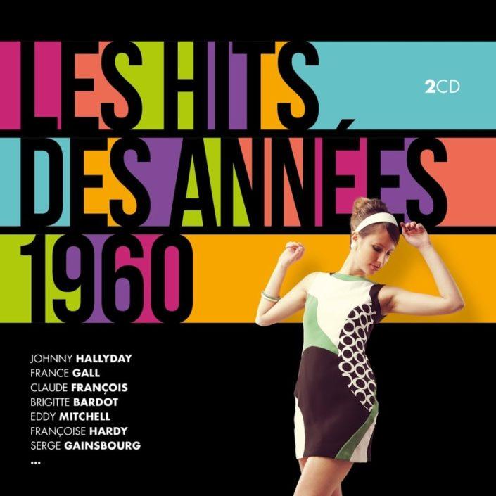 VARIOUS Artists - LES ANNÉES 60