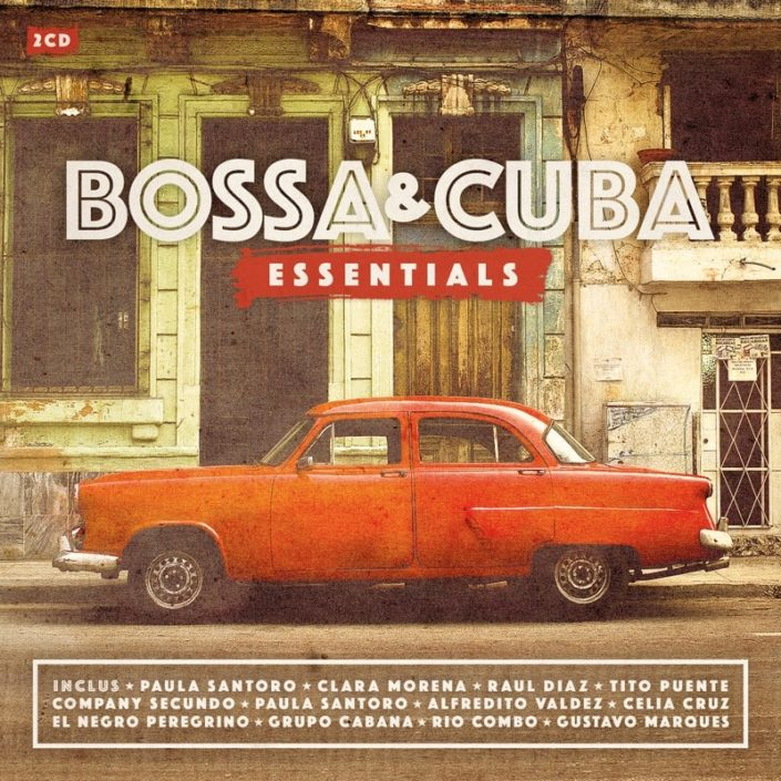 VARIOUS Artists - BOSSA & CUBA ESSENTIALS