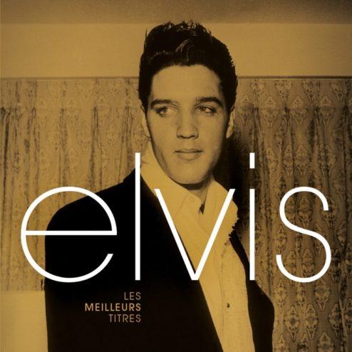 Elvis PRESLEY - LES PLUS BELLES CHANSONS