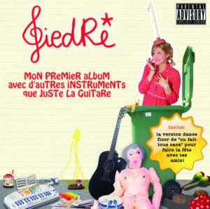 GIEDRE - MON 1ER ALBUM