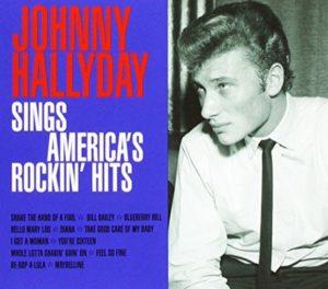 Johnny HALLYDAY - SINGS AMERICA