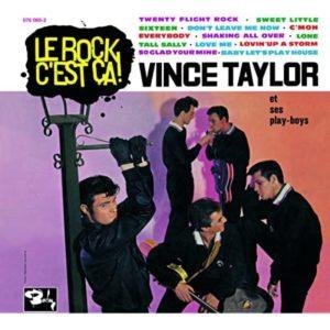 Vince TAYLOR - LE ROCK C'EST CA