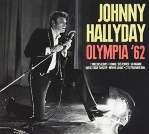 Johnny HALLYDAY - OLYMPIA' 62