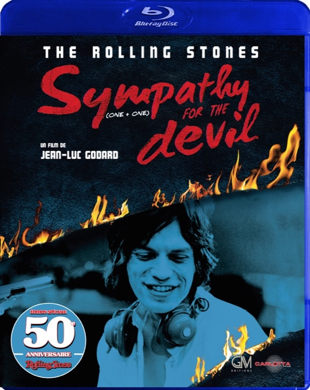 DVD SYMPATHY FOR THE DEVIL - THE ROLLING STONES