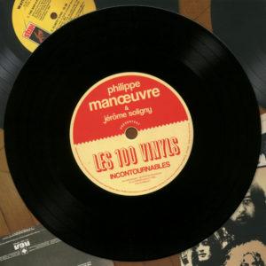 les 100 vinyls incontournables