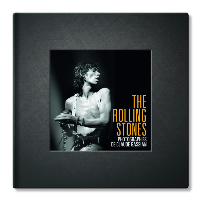 the rolling stones claude gassian